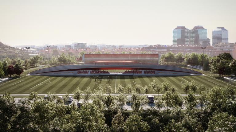 La Fundación Damm contará con una ciudad deportiva en Barcelona