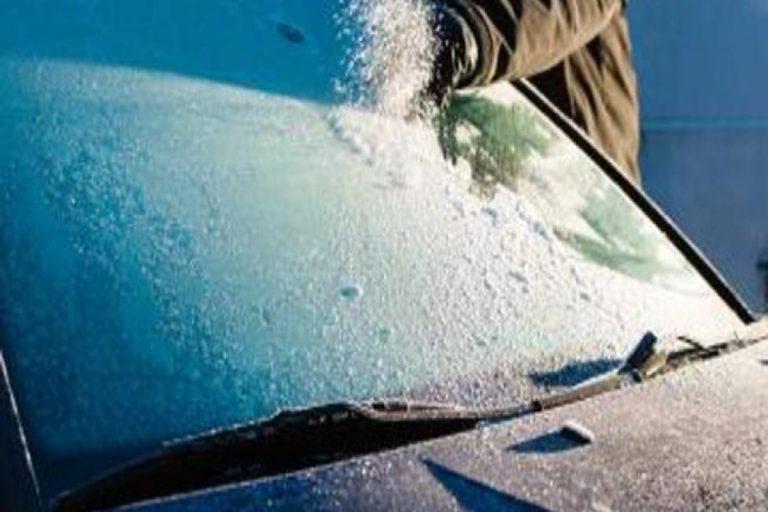 Cómo evitar que el parabrisas del coche se empañe o congele del frío