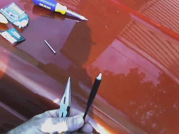 como se puede cambiar la antena del coche