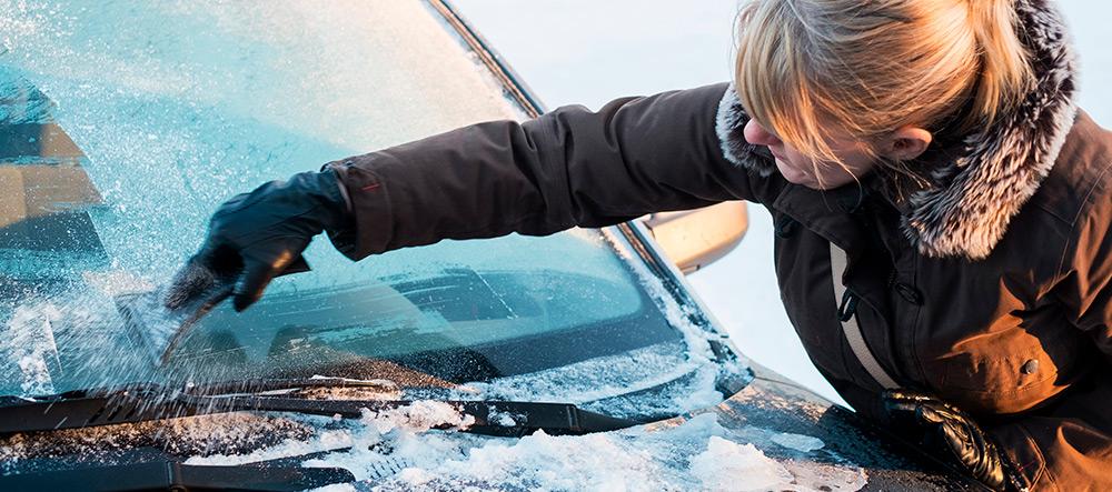 como se puede eliminar el hielo