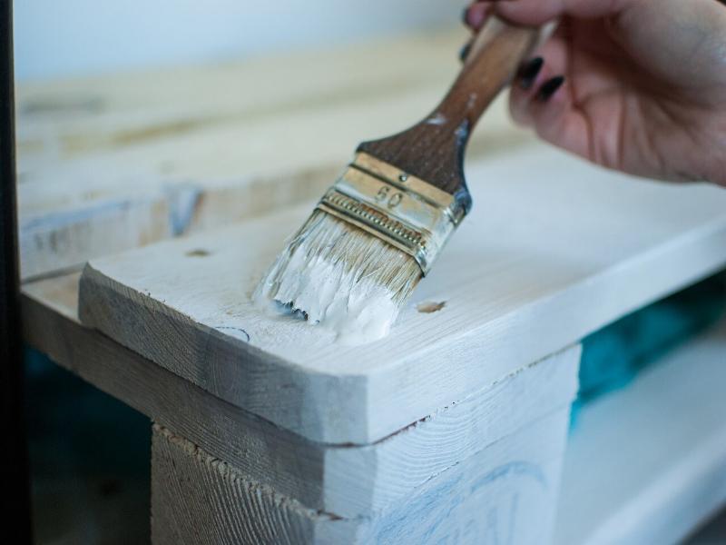 consejos para pintar un mueble