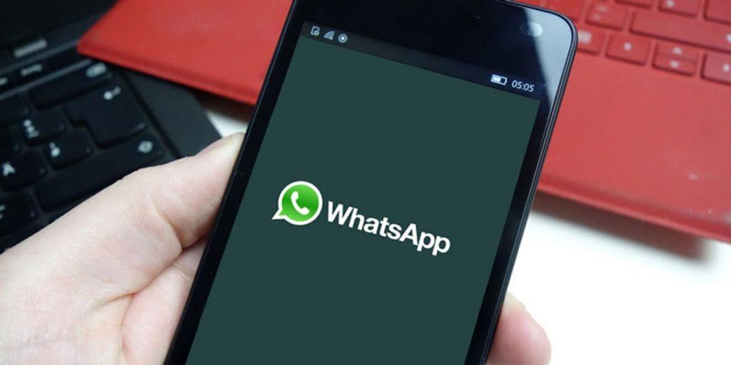 Cómo hablar con nosotros mismos en WhatsApp