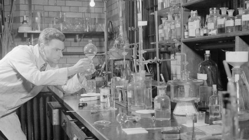 La penicilina como un gran descubrimiento