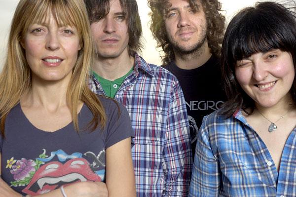 Los componentes de la banda Dover, en una imagen de archivo.