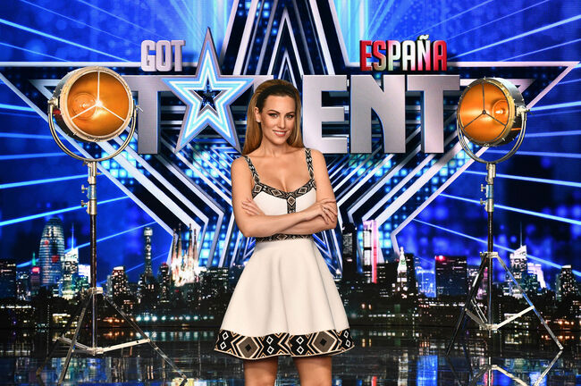 'Got Talent': La confesión de Edurne que ha ocultado a sus compañeros