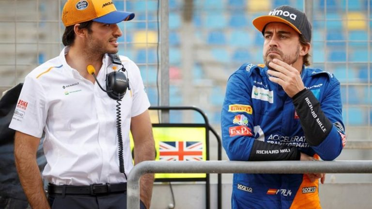 Alpine y Ferrari: los frentes a resolver por Fernando Alonso y Carlos Sainz en la temporada 2021
