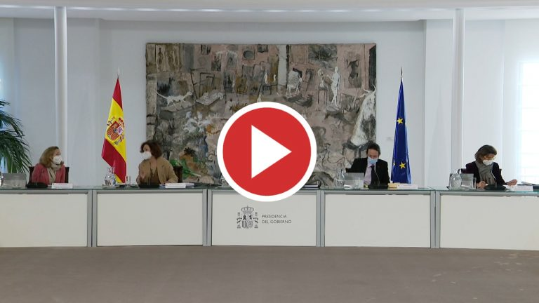 El Gobierno declara la zona catastrófica para los territorios afectados por 'Filomena'