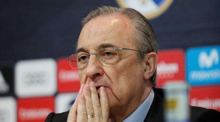 Florentino, destrozado: Kane da calabazas al Real Madrid
