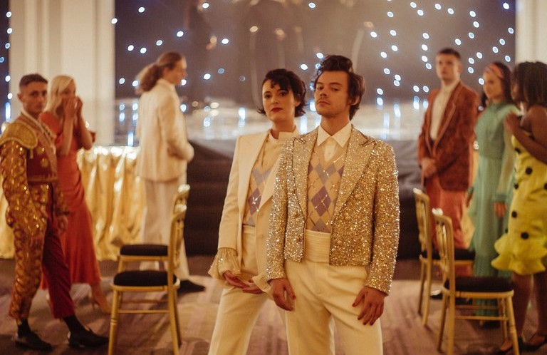 Harry Styles y 'Treat People With Kindness', nuevo videoclip