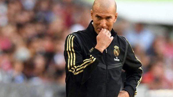 Borja Mayoral, el gran error de Zidane