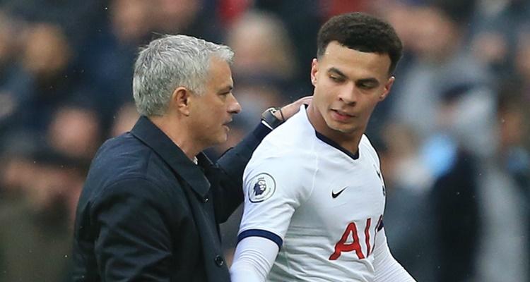 José Mourinho carga contra Delle Alli
