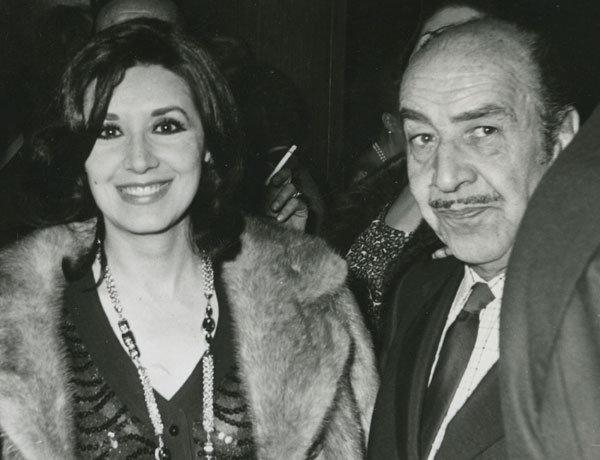 Sáenz de Heredia le sacaba 28 años a Concha Velasco.