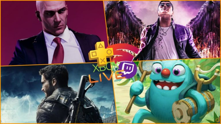 ¡Por la cara! Juegos de PS5 y Xbox gratis en enero si tienes suscripción