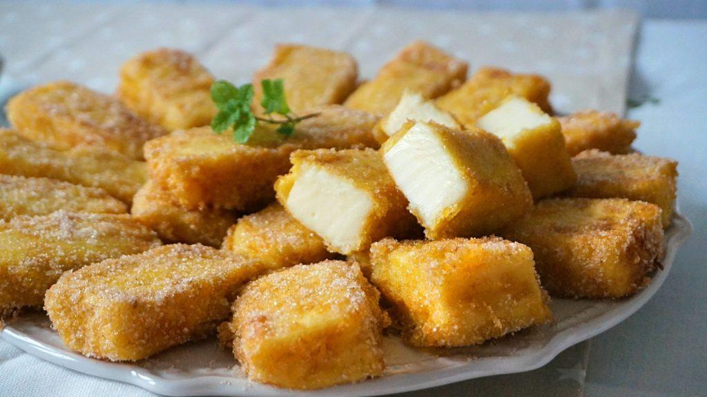 Consejos para preparar leche frita