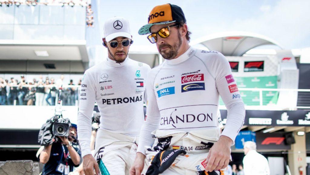 Venganza Lewis Hamilton Fernando Alonso