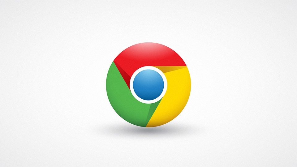 log chrome