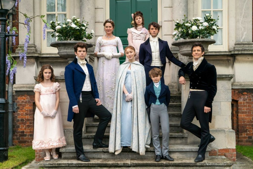 Los Bridgerton, nuevo éxito de Netflix