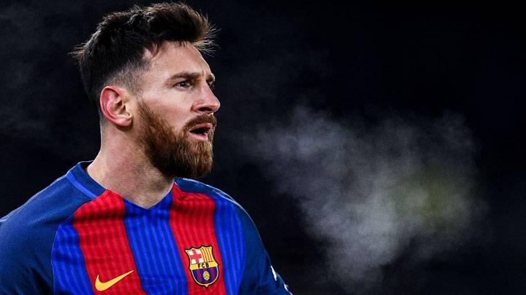 Messi alucina con el último escándalo del Barcelona