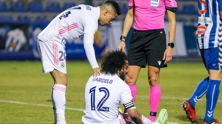 El 'Alcoyanazo' deja a Zidane con pie y medio fuera del Real Madrid