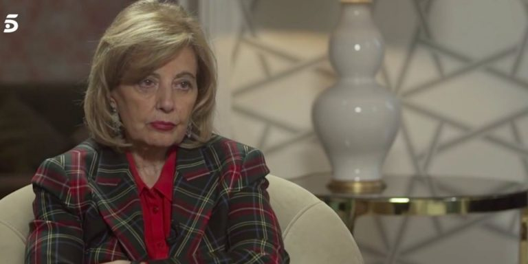 ¡Cerda! Las respuestas más hirientes y despectivas de María Teresa Campos a la entrevista de Isabel Gemio