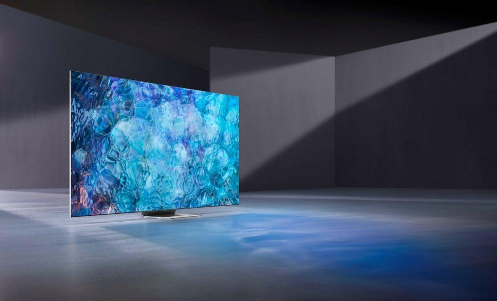 nueva tecnologia televisor neo Qled samsung