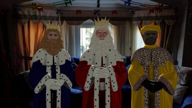 Así puedes ver a los Reyes Magos en tu salón