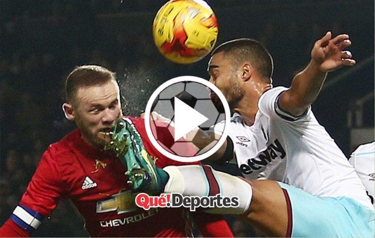 ¡Piques eran los de antes! Y si lo sabrá Rooney