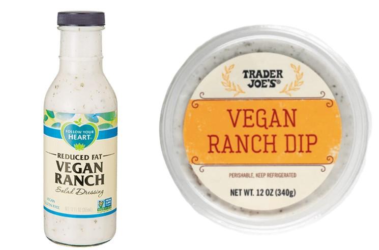 Mejores marcas de salsa americana vegana