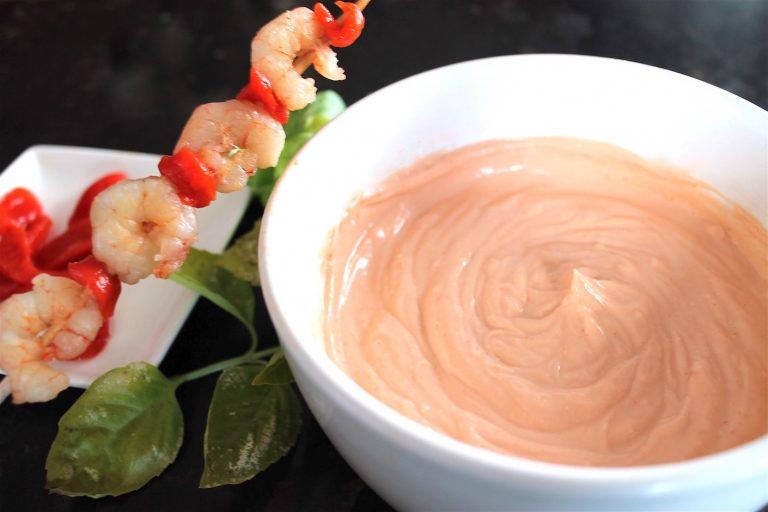 Cómo hacer la salsa rosa