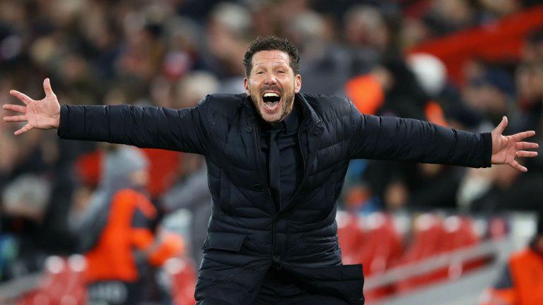 El sistema Simeone: las claves del estilo de juego del entrenador del Atlético de Madrid