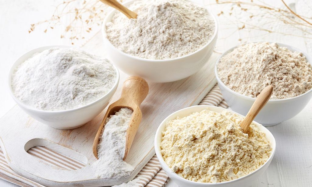 La harina es clave para esta receta.
