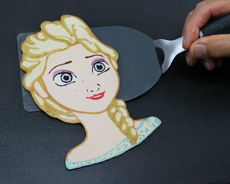 Pasos para realizar a Elsa de Frozen