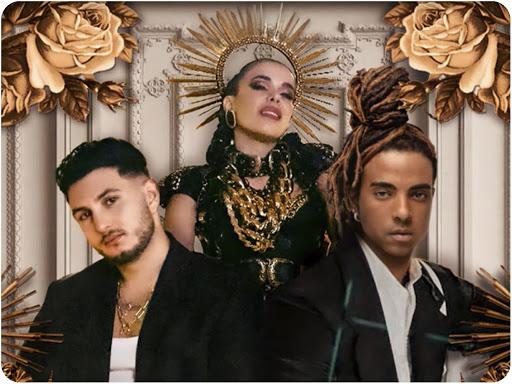 Yotuel, Beatriz Luengo y Omar Montes juntos en 'Rebelde'