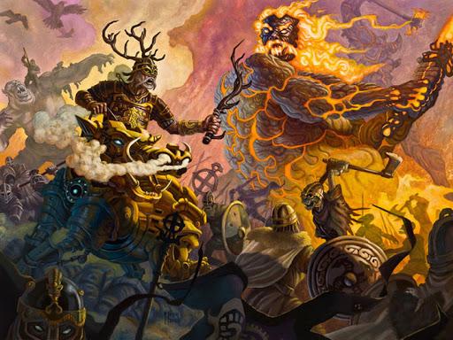 Profecías del ragnarok
