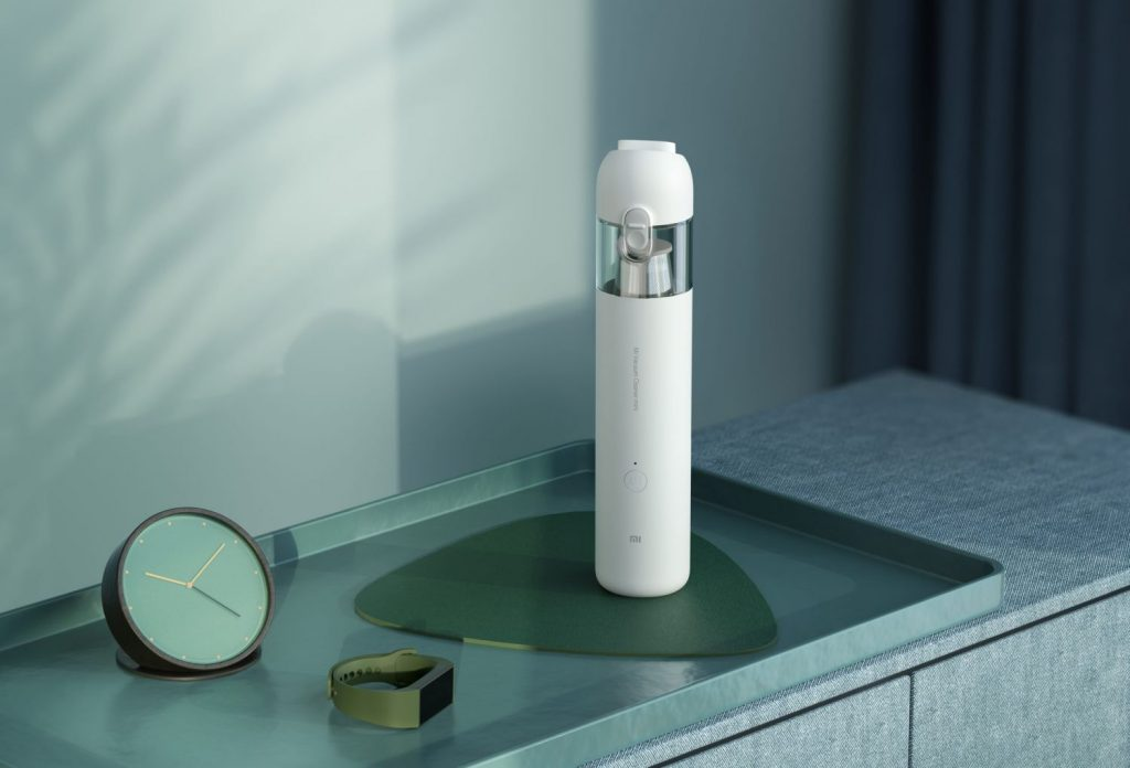 Xiaomi Mi Vacuum Cleaner Mini: el aspirador de bolsillo de gran potencia