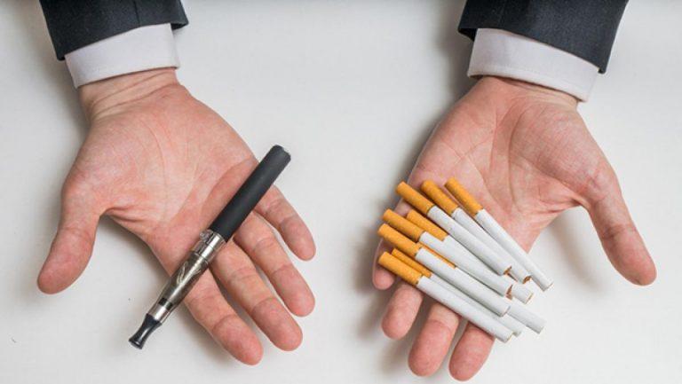 Por qué vapear es casi igual de malo que fumar cigarrillos