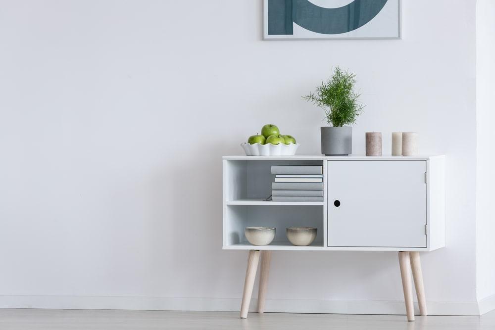 ventajas de pintar un mueble