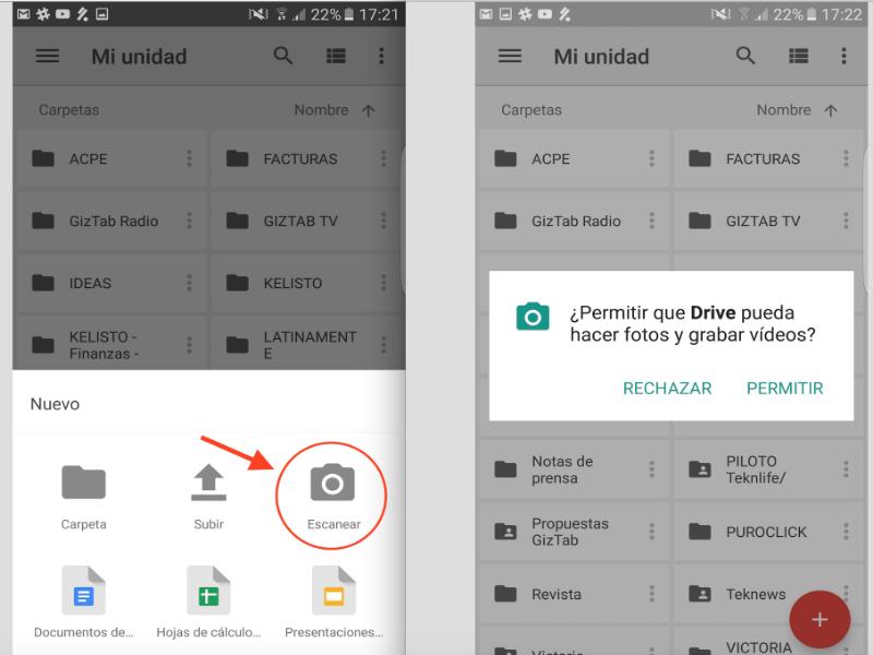 ventajas de google drive