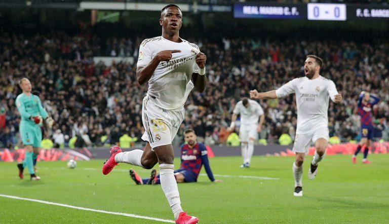Las claves por las que Vinícius debería seguir en el Real Madrid