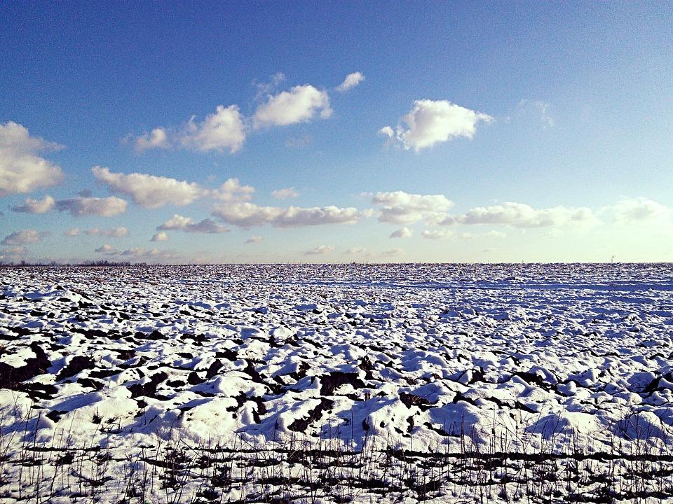 """Surgimiento del refrán """"año de nieves, año de bienes"""""""