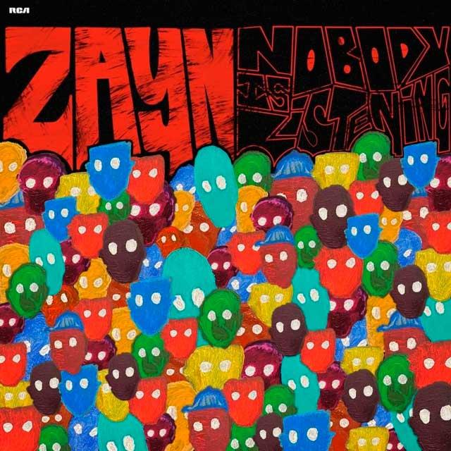 Zayn Vibez Nobody is Listening