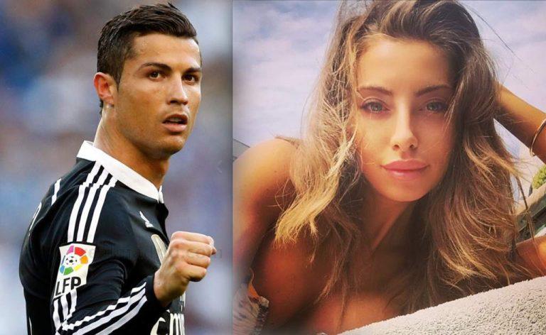 Alessia Tedeschi: las fotos más subidas de tono de la ex que consoló a Cristiano Ronaldo