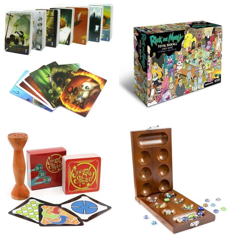 Aliexpress: 10 juegos para adultos y niños con los que partirse de risa en familia