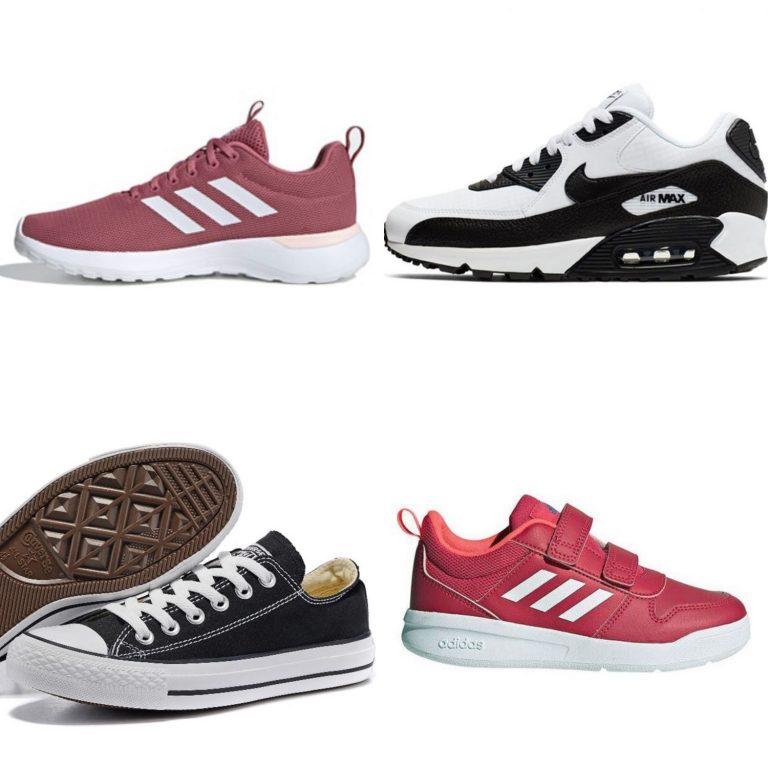 Aliexpress: 8 chollazos en zapatillas de Converse, Adidas y Nike