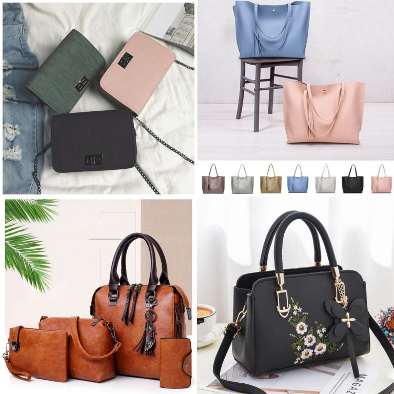 Aliexpress: los 9 bolsos de mujer más vendidos de la web a un precio de escándalo