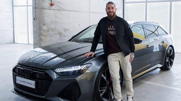 Estrenan cochazos: así son los Audi del Real Madrid