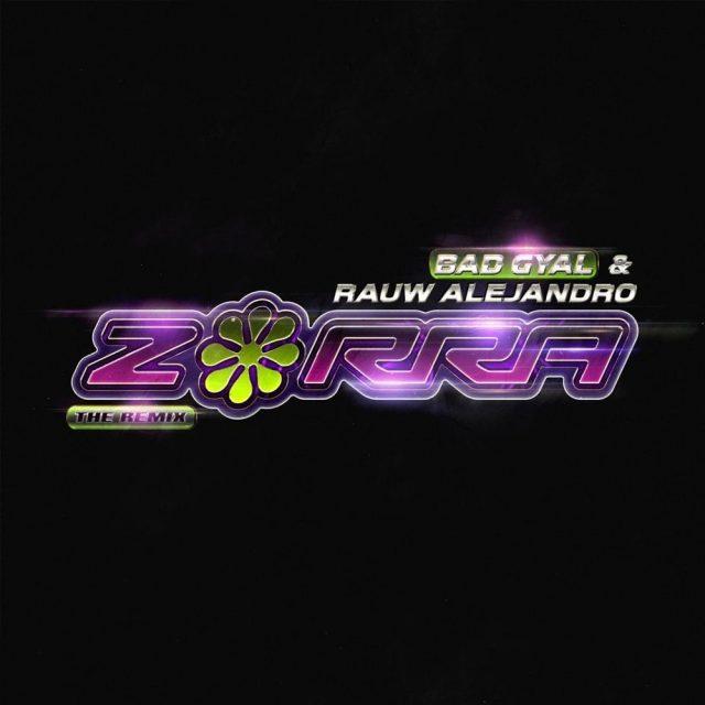 Bad Gyal Rauw Alejandro Zorra remix