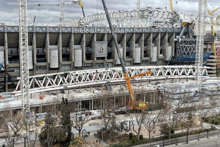 Bernabéu: Fotos y vídeos de las impresionantes obras que se llevan a cabo