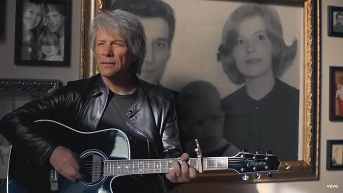 Bon Jovi y 'Story Of Love', su single más intimo