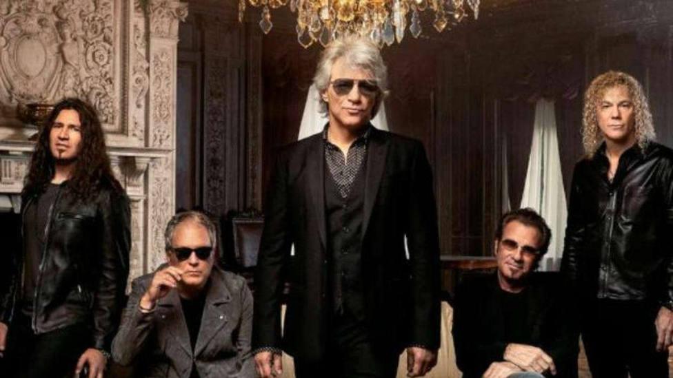 Bon Jovi y 'Story Of Love